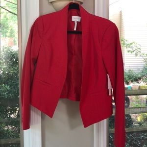 Laundry cropped blazer brand new with tags !